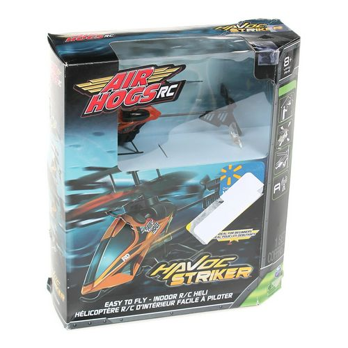 Spin Master Havoc Striker RC Helicopter at up to 95% Off - Swap.com