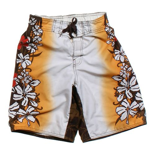 Old Navy Hawaiian Swim Trunks in size 8 at up to 95% Off - Swap.com