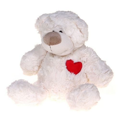 Andy B Heart Bear Plush at up to 95% Off - Swap.com