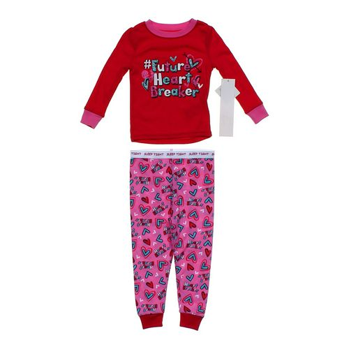 Heart Breakers Pajama Set in size 18 mo at up to 95% Off - Swap.com
