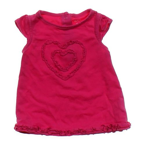 Carter's Heart Embellished Dress in size 6 mo at up to 95% Off - Swap.com