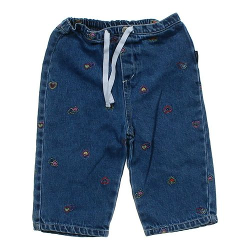 Carter's Heart Embellished Jeans in size 12 mo at up to 95% Off - Swap.com
