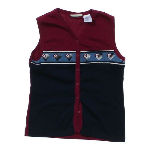 Basic Edquipment Heart Patterned Vest in size 16 at up to 95% Off - Swap.com