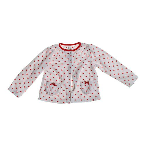 Child of Mine Heart Print Shirt in size 4/4T at up to 95% Off - Swap.com