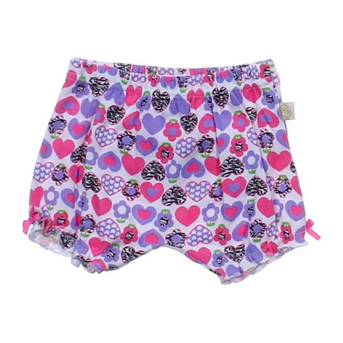 Duck Duck Goose Heart Print Shorts in size NB at up to 95% Off - Swap.com