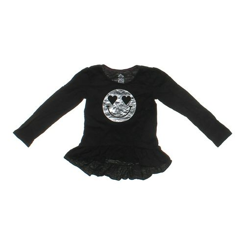 365 Kids Heart Smiley Dress in size 5/5T at up to 95% Off - Swap.com