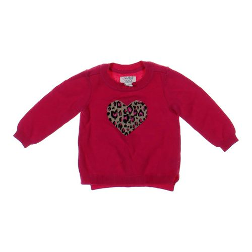 The Children's Place Heart Sweater in size 12 mo at up to 95% Off - Swap.com
