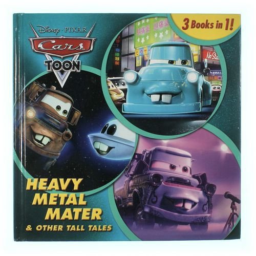 Heavy Metal Mater & Other Tall Tales at up to 95% Off - Swap.com