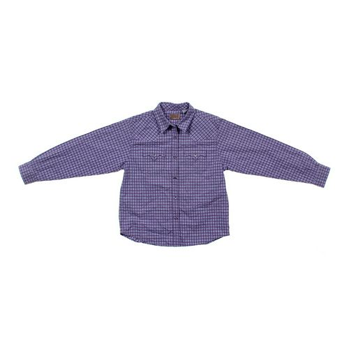 Wrangler Heavyweight Shirt in size 12 at up to 95% Off - Swap.com