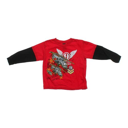 Rudeboyz Helicopter Shirt in size 7 at up to 95% Off - Swap.com