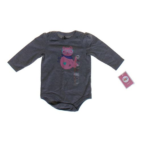 Circo Hello Kitten Bodysuit in size 9 mo at up to 95% Off - Swap.com