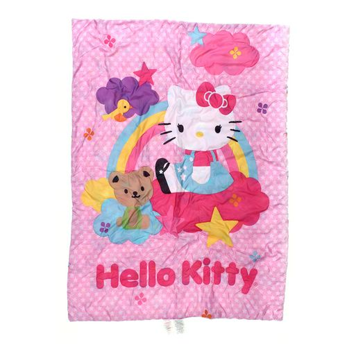 Hello Kitty Hello Kitty Bedding Set at up to 95% Off - Swap.com