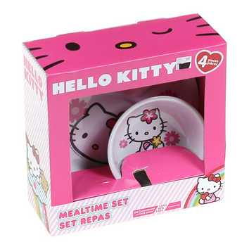 Hello Kitty Bowl & Plate Set for Sale on Swap.com