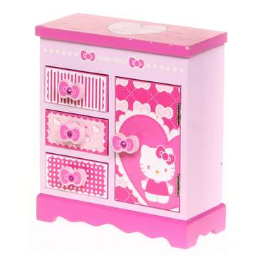 Hello Kitty Jewelry Armoire for Sale on Swap.com