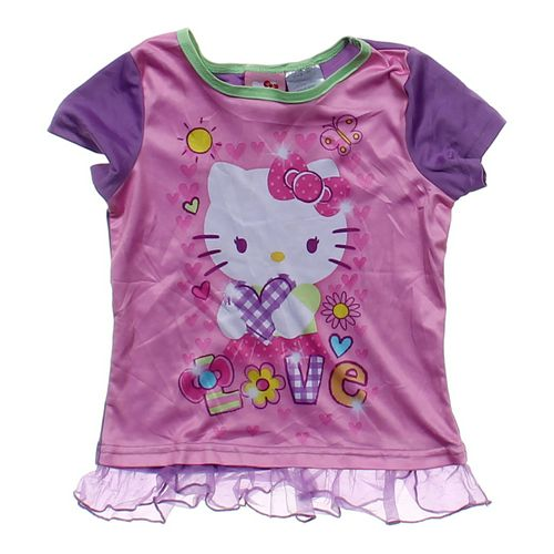 Hello Kitty Hello Kitty Pajama Top in size 6X at up to 95% Off - Swap.com
