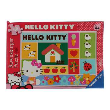 Hello Kitty Ravensburger Puzzle Puzzle for Sale on Swap.com