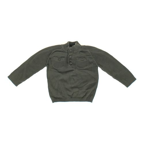 Cherokee Henley Sweater in size 4/4T at up to 95% Off - Swap.com