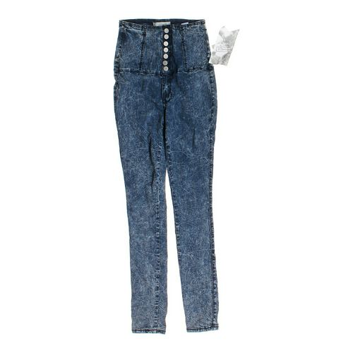 Crave Fame High Rise Jeggings in size JR 7 at up to 95% Off - Swap.com
