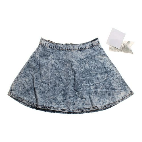 Crave Fame High Rise Novelty Skirt in size JR 5 at up to 95% Off - Swap.com