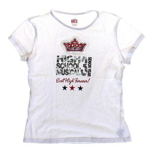"""Disney """"High School Musical 3"""" T-shirt in size 14 at up to 95% Off - Swap.com"""