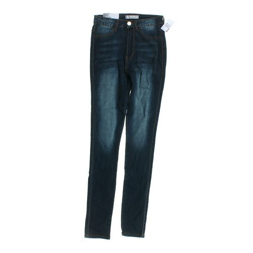 Crave Fame Highrise Jeans in size JR 5 at up to 95% Off - Swap.com