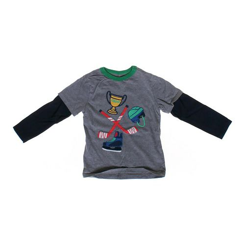 babyGap Hockey Champ Shirt in size 5/5T at up to 95% Off - Swap.com