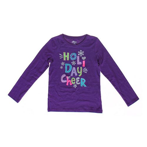 """Circo """"Holiday Cheer"""" Shirt in size 10 at up to 95% Off - Swap.com"""