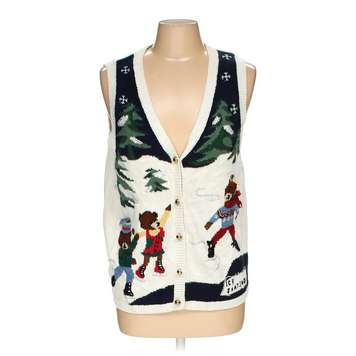 Holiday Vest for Sale on Swap.com