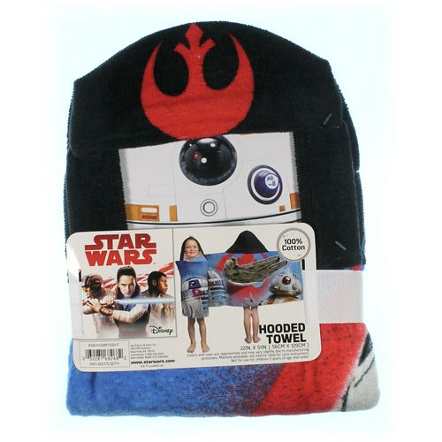 Star Wars Hooded Bath Towel in size 4/4T at up to 95% Off - Swap.com
