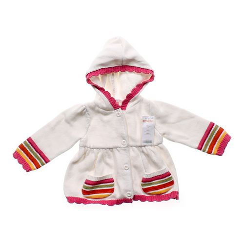 Gymboree Hooded Cardigan in size 3 mo at up to 95% Off - Swap.com