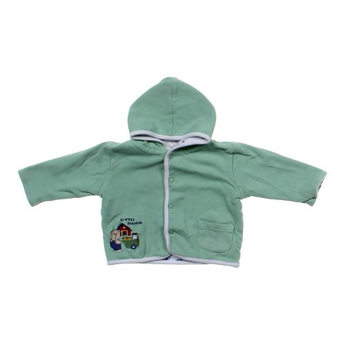 First Moments Hooded Cardigan in size 3 mo at up to 95% Off - Swap.com