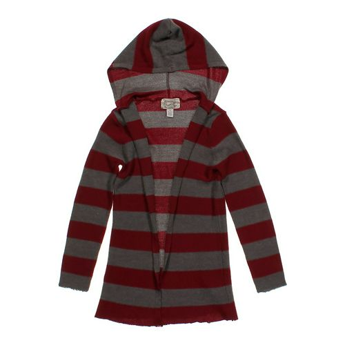 Love Lola Hooded Cardigan in size JR 7 at up to 95% Off - Swap.com