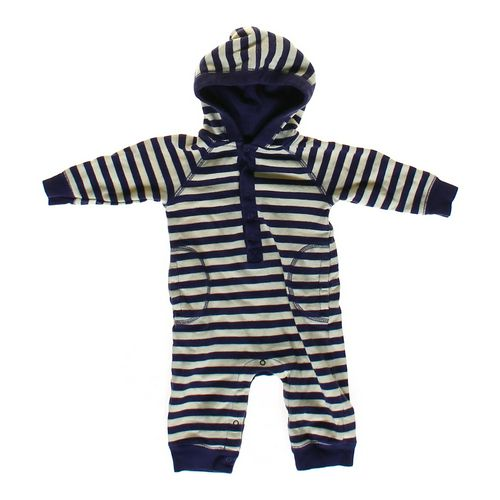 Old Navy Hooded Jumpsuit in size 3 mo at up to 95% Off - Swap.com