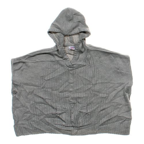 Justice Hooded Knit Poncho in size 12 at up to 95% Off - Swap.com