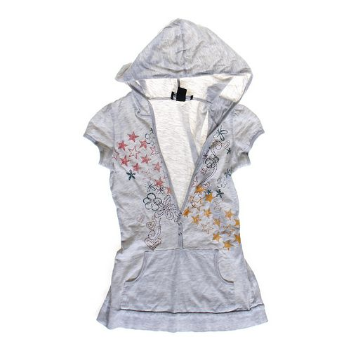 Self Esteem Hooded Layering Shirt in size JR 7 at up to 95% Off - Swap.com