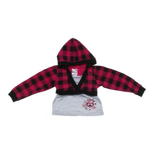 Kidgets Hooded Shirt in size 3/3T at up to 95% Off - Swap.com