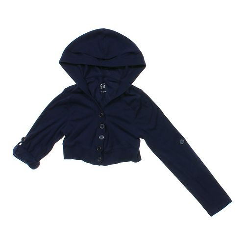 Justice Hooded Shrug in size 8 at up to 95% Off - Swap.com
