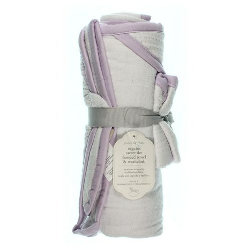 Pottery Barn Kids Hooded Towel & Washcloth Set at up to 95% Off - Swap.com