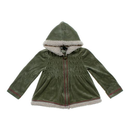 XOXO Hooded Velour Jacket in size 4/4T at up to 95% Off - Swap.com