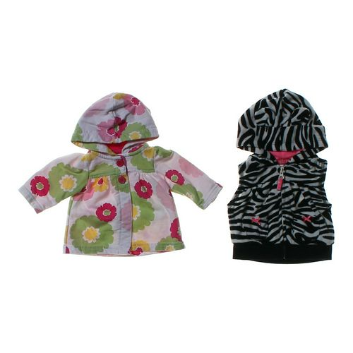 Carter's Hooded Vest & Cardigan Set in size NB at up to 95% Off - Swap.com