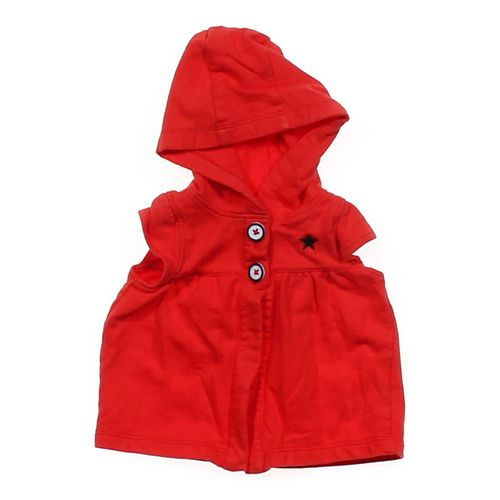 Carter's Hooded Vest in size 3 mo at up to 95% Off - Swap.com