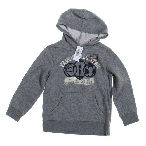 Jumping Beans Hoodie in size 5/5T at up to 95% Off - Swap.com