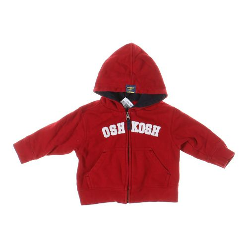 OshKosh B'gosh Hoodie in size 12 mo at up to 95% Off - Swap.com