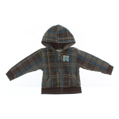 OshKosh B'gosh Hoodie in size 3/3T at up to 95% Off - Swap.com