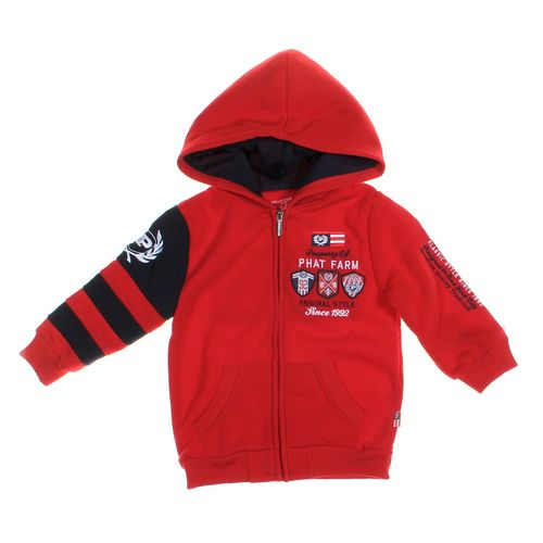 Phat Farm Hoodie in size 3/3T at up to 95% Off - Swap.com