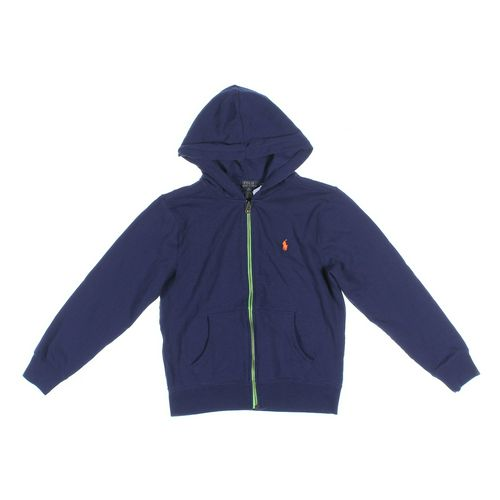 Polo Ralph Lauren Hoodie in size 10 at up to 95% Off - Swap.com