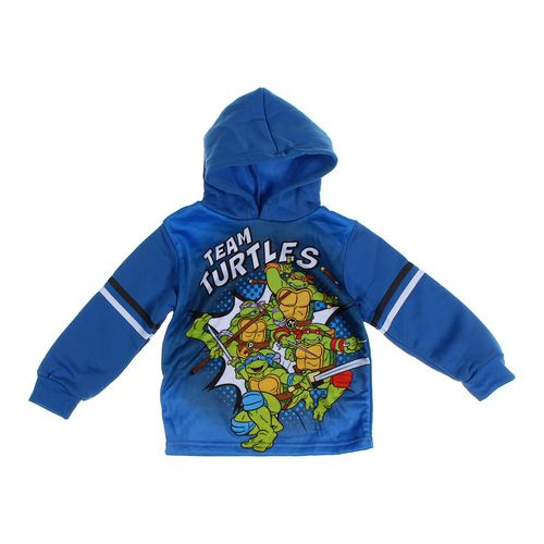 Teenage Mutant Ninja Turtles Hoodie in size 3/3T at up to 95% Off - Swap.com