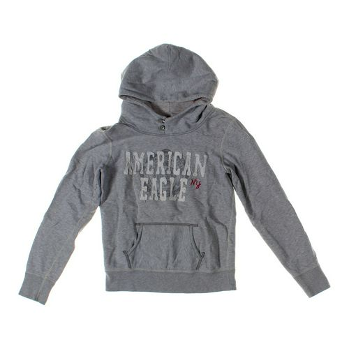 American Eagle Outfitters Hoodie in size 8 at up to 95% Off - Swap.com
