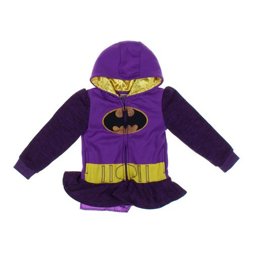 DC Comics Hoodie in size 4/4T at up to 95% Off - Swap.com