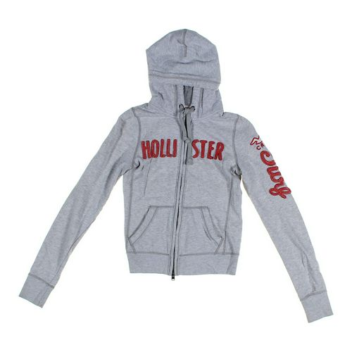 Hollister Hoodie in size JR 0 at up to 95% Off - Swap.com